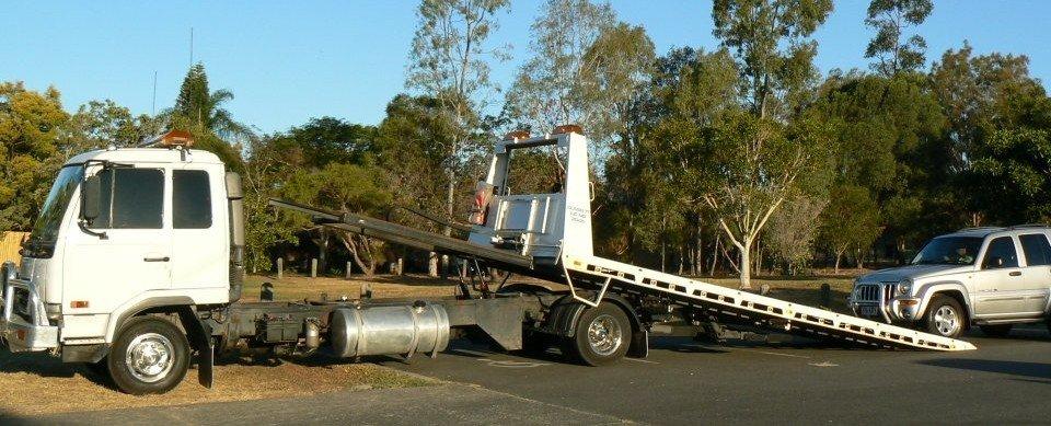 Riverside Towing & Transport services Brisbane